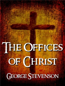 The Offices of Christ COVER